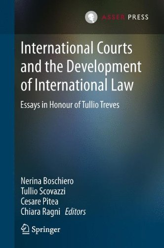 courts and justice in international law The first part of the book examines the performance and capacity of the international court of justice, the second with aspects of international arbitration, and the third part looks at problems of the united nations, especially the authority of the secretary-general, the character of the secretariat and financial apportionment.