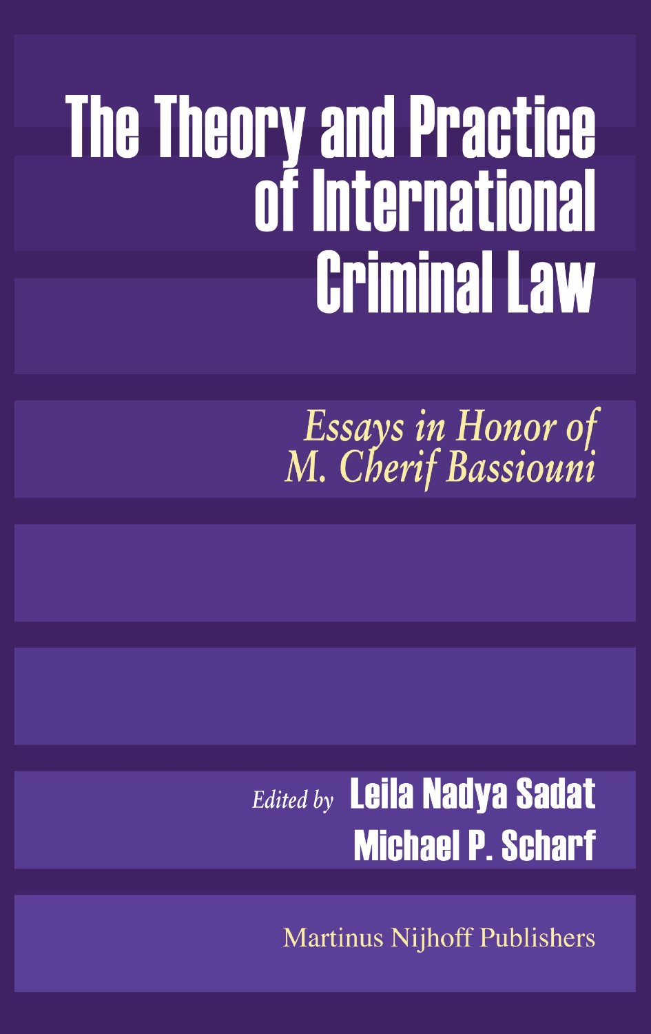 international law as law essay