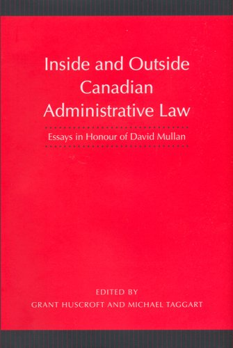essays in the history of canadian law volume 5